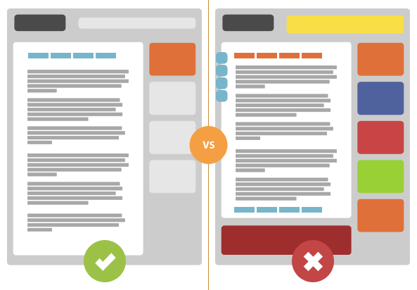 Как оформлять текст на блоге, чтобы было удобно читать