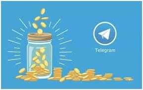 Объем заработка в Телеграмм