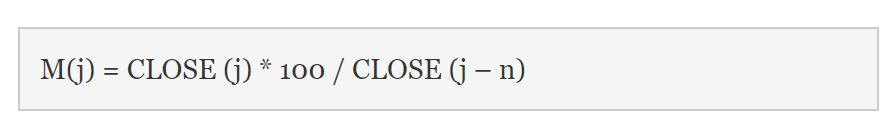 Формула Моментум 2