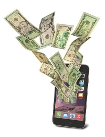 Как снять деньги с телефона – пошаговая инструкция